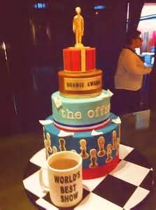 Office Birthday Cake