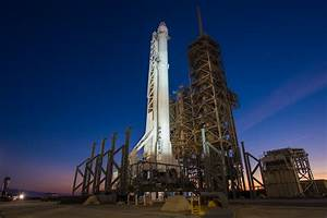 SpaceX Launch Live Stream: Falcon 9 To Propel 10th Dragon ...