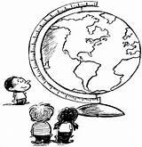 Coloring Globe Pages Map Around Children Main Fun Pauljorg31 Kentscraft Photobucket Kidprintables Return Getdrawings Drawing Jorgensen Paul sketch template