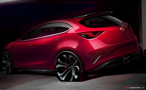 Mazda 2019 Concept by 2019 Mazda Hazumi Concept Car Photos Catalog 2019
