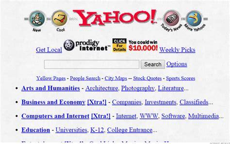 yahoo heres   favorite websites looked