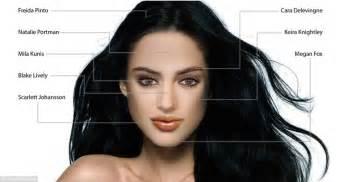 female face accord...Famous Women Look Like Men