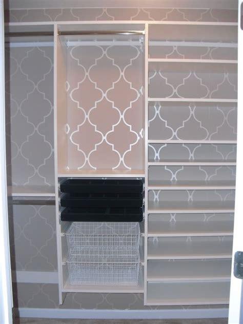 top 25 best closet wallpaper ideas on small