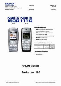 Nokia 1600 Rh