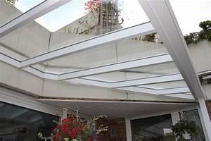 Terrassen berdachung ohne eindeckung vorbereitet f r v for Sicherheitsglas für terrassenüberdachung