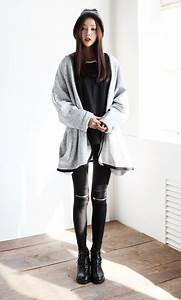 Korean fashion. Zippered pants! | Seoul Good (Korean Fashion) | Pinterest | Korean fashion ...