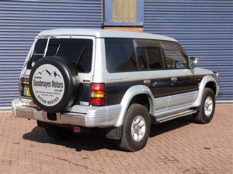 for sale 1994 mitsubishi pajero exceed 2 8 t d auto classic cars hq