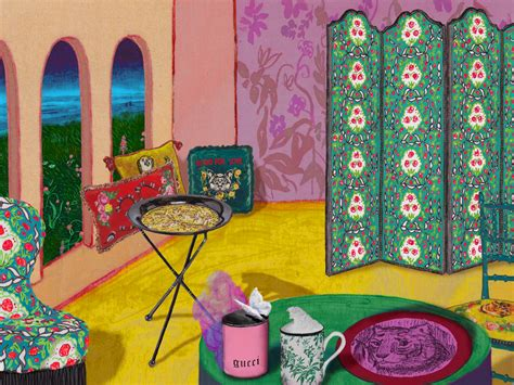 Gucci Home Décor Collection Bagaholicboy