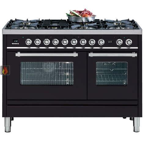 rangement tiroir cuisine piano de cuisson 120cm avec 2 fours table de cuisson