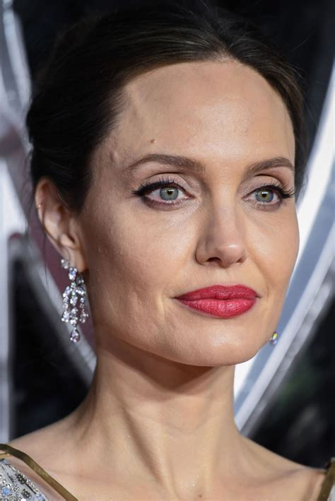 ANGELINA JOLIE at Maleficent: Mistress of Evil Premiere in ...