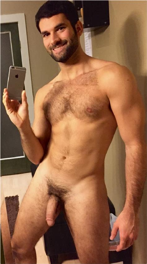 Hot Nude Hairy Man With Soft Cock Gay Guys Nude