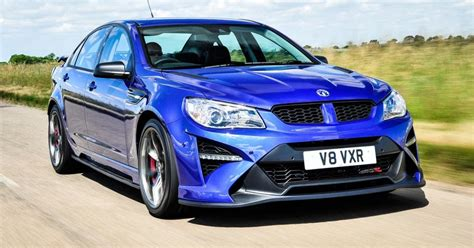 vauxhall australian new vauxhall vxr8 gts r poses in blue