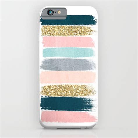 trendy iphone cases zara brushstroke glitter trendy girly print and