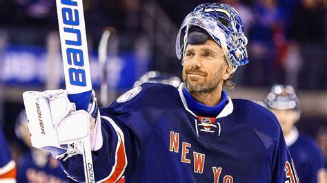 Henrik Lundqvist talks Rangers rebuild, his workload and ...