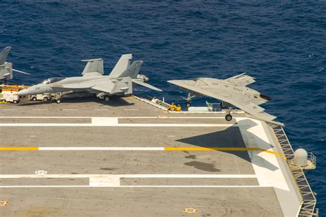 x navy navy refueling drone may tie into f 35s breaking defense