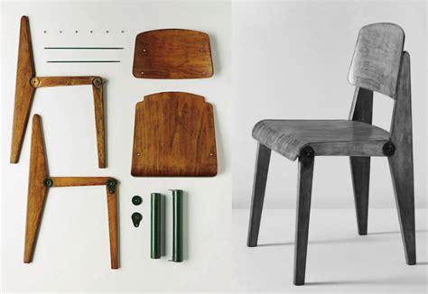 histoire de la chaise histoire de design chaise métropole n 305 jean prouvé 1934