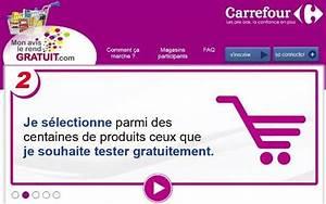 Credit Carrefour Avis : mon avis le rend gratuit carrefour pour tester des produits ~ Medecine-chirurgie-esthetiques.com Avis de Voitures