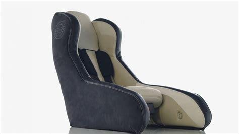 siege gonflable un concept de siège gonflable pour enfants chez volvo