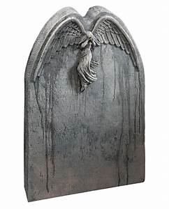 Halloween Deko Kaufen : grabstein fallender engel halloween deko kaufen karneval ~ Michelbontemps.com Haus und Dekorationen