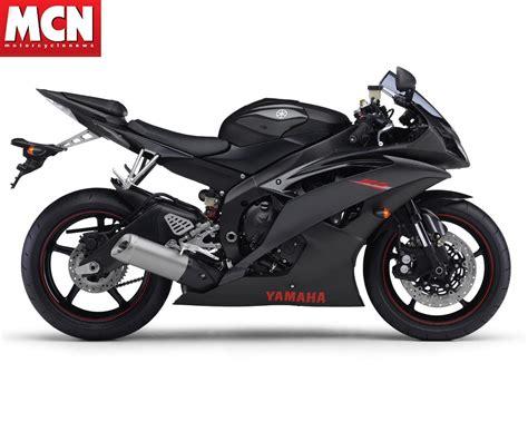 The 2008 Yamaha R6 Motorcycle Revealed