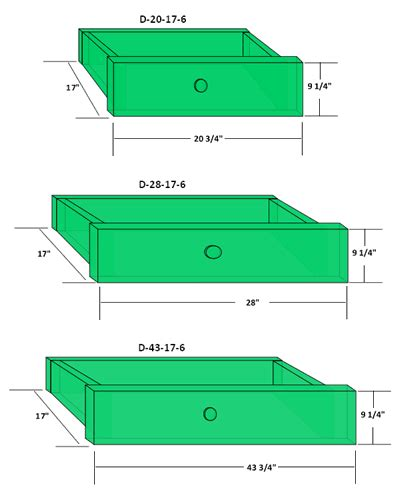 standard drawer sizes kitchen drawer sizes google search brevard kitchen 747 | 8e04579840393e20b120727b33261f15