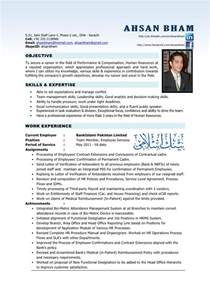 resume of hr manager doc resume hr professional