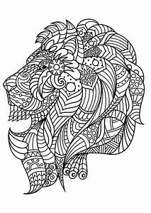 Animal Coloring Pages Pdf Adult Coloring Coloring Books And Pdf