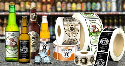 Custom & Templated Beer Bottle Labels