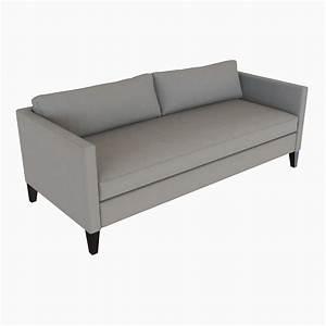 Down filled sofa cushions west elm dunham down filled sofa for Sectional sofa down cushions