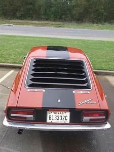 1971 Datsun 240z Rebuilt Manual For Sale In Tyler  Tx