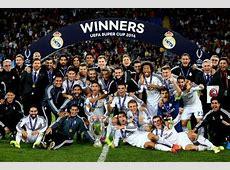 Real Madrid 2014 Team Squad Members List Formation