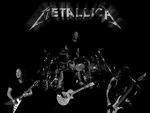 Metallica bands groups music entertainment heavy metal ...