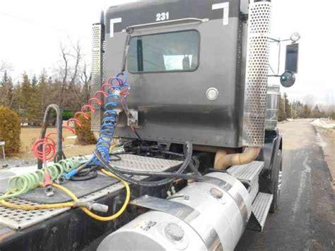 kenworth  truck tractor wet kit  daycab semi