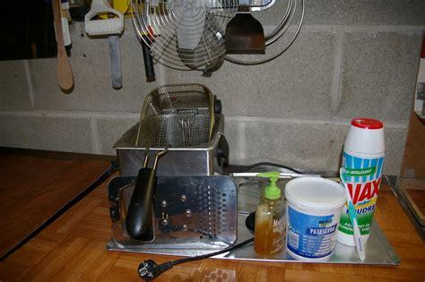 comment nettoyer inox cuisine comment nettoyer friteuse inox la réponse est sur