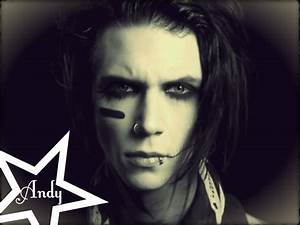 Andy ☆ - Andy Sixx Wallpaper (30593436) - Fanpop