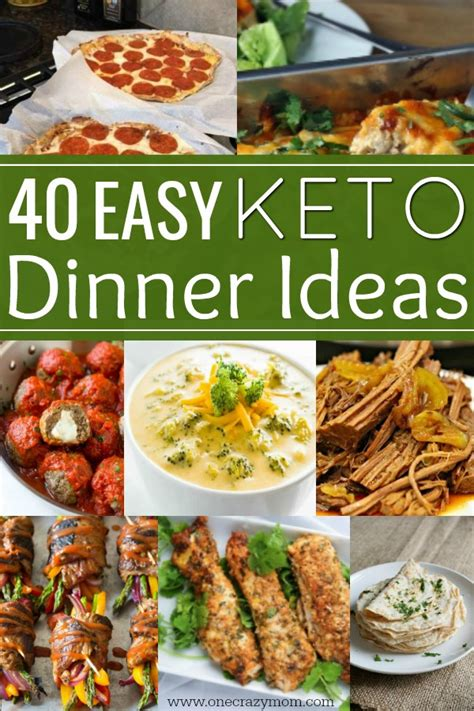 easy keto dinner ideas  easy keto dinner recipes