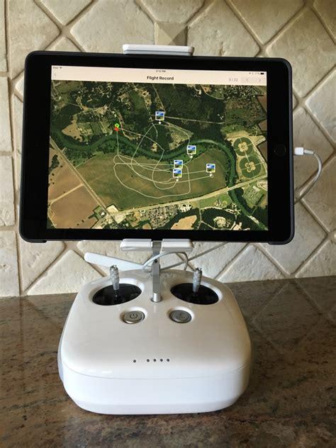 ipad pro  dji  test dji phantom drone forum