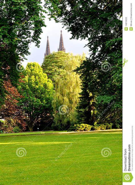 jardin royal 224 prague photographie stock image 14819222