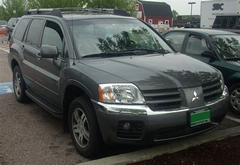 Mitsubishi Endeavor 2008 by 2008 Mitsubishi Endeavor Pictures Information And Specs