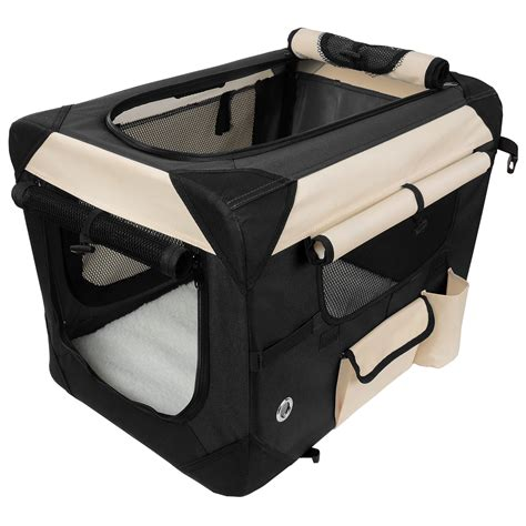 hundebox faltbare hunde transportbox katzen box reisebox
