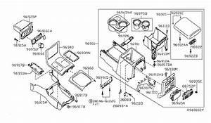 Nissan Pathfinder Parts Diagram