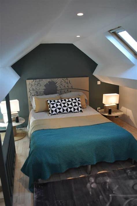 chambre sous toit couleur chambre sous toit 014744 gt gt emihem com la