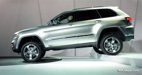 2011 jeep grand cherokee tires upcoming 2011 jeep grand cherokee get trail rated page 2