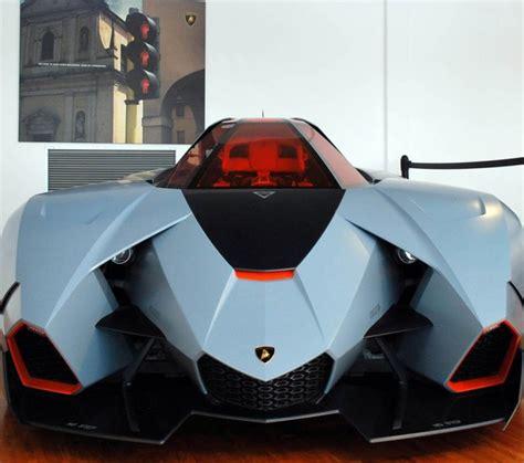 lamborghini crazy single seat concept super car named