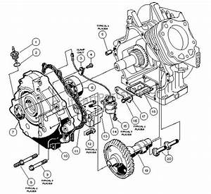 Fe 290 Engine  U2013 Carryall 1  U0026 2  U2013 Part 5