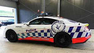Mustang back on the radar for NSW Police - Car News ...