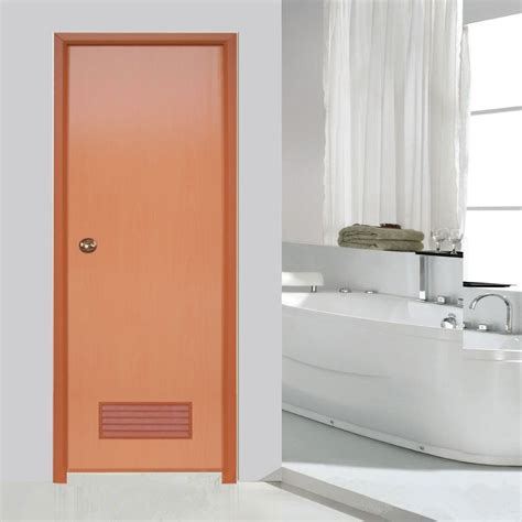 bathroom door wk p001simple and practical interior pvc bathroom door