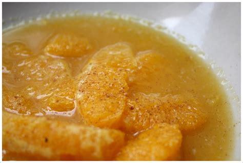 soupe d oranges