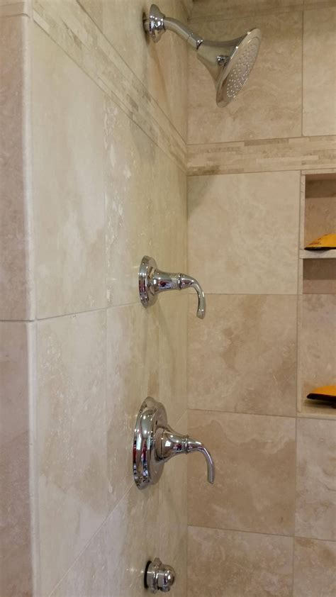In The Shower - shower which adhesive sealant for bathroom fixture