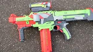 Nerf Vortex Nitron Disc Blaster Gun Review